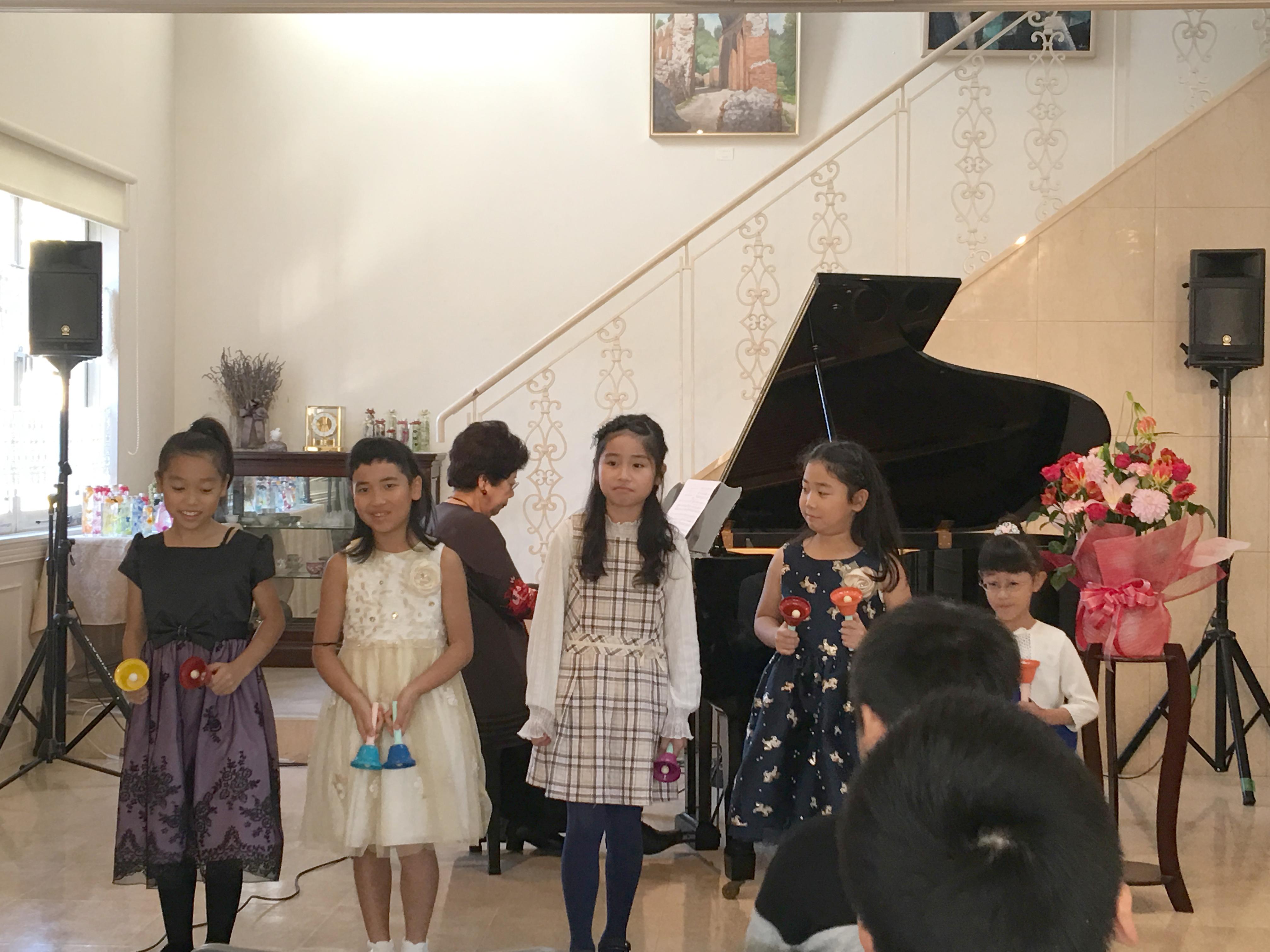 どれみ音楽教室 ピアノ発表会2018.12.24 ピアノコンサート